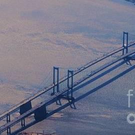 Marcus Dagan - Aerial Vision Of The Delaware Bridge