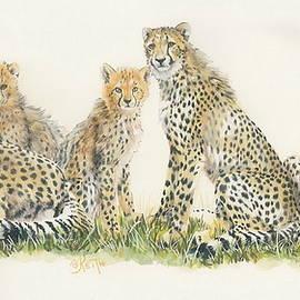 Barbara Keith - African Cheetah