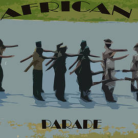 Benny Makhulu - African Parade