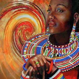 African Spirit Quest by Michael Durst