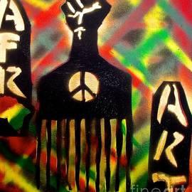 Tony B Conscious - Afro Fist Pick