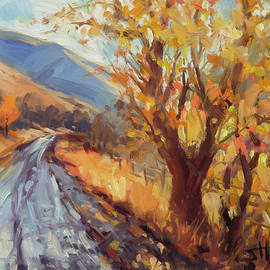 After an Autumn Rain by Steve Henderson