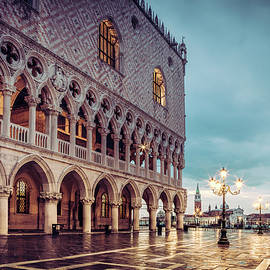 Andrew Soundarajan - After the Rain at St. Mark