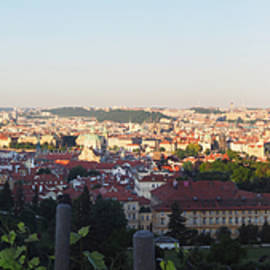 C H Apperson - Afternoon Prague Panorama
