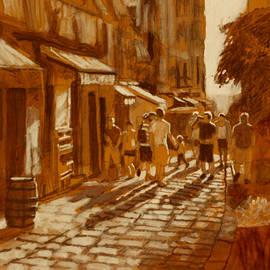 David Zimmerman - Afternoon Shadows