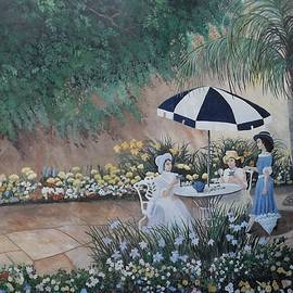 Jacqueline Whitcomb - Afternoon Tea