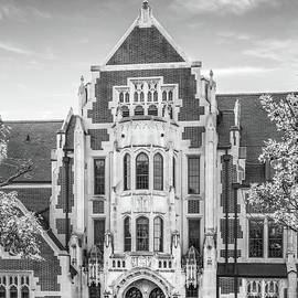 Agnes Scott College Buttrick Hall by University Icons