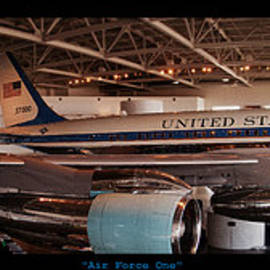 Air Force One - Ronald Reagan Library by Glenn McCarthy Art and Photography