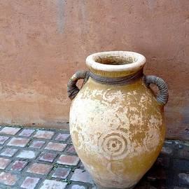 Al Ain Urn by Barbara Von Pagel