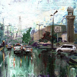 Al Zinj by Amani Al Hajeri