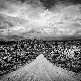 Peter Tellone - Alabama Hills California