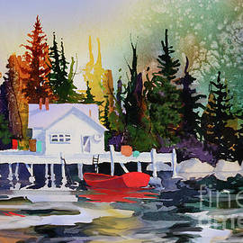 Teresa Ascone - Alaska Dock