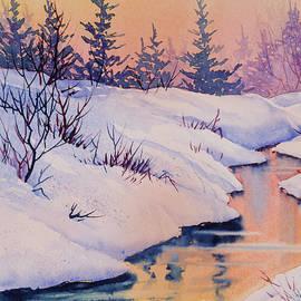Alaska Gold by Teresa Ascone