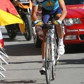 Alberto Contador - Mountain Stage by Travel Pics