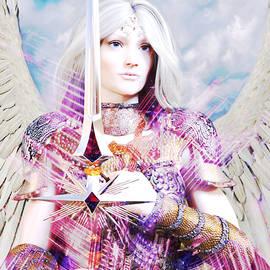 Suzanne Silvir - Albino Guardian Angel