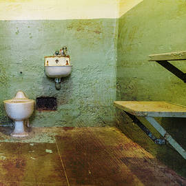 Alcatraz Cell 3 by Patti Deters