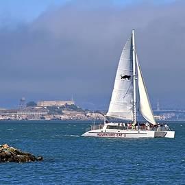 Donna Kennedy - Alcatraz Island