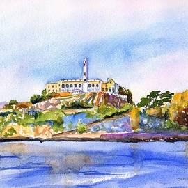 Carlin Blahnik - Alcatraz Island San Francisco Bay