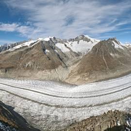 Dr Juerg Alean - Aletsch Glacier, Switzerland