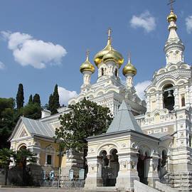 Christiane Schulze Art And Photography - Alexander - Newski - Church - Yalta