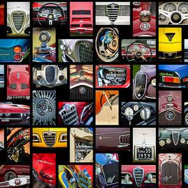 Alfa Romeo Art -01 by Jill Reger