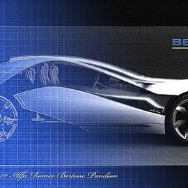 Alfa Romeo Bertone Pandion Concept