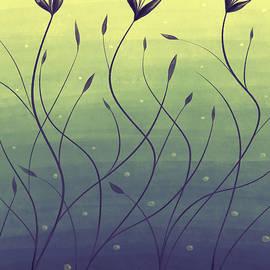 Boriana Giormova - Algae Plants In Green Water