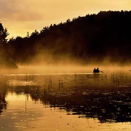 Algonquin Sunrise  by Tony Beck