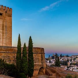 Alhambra Morning by Adam Rainoff