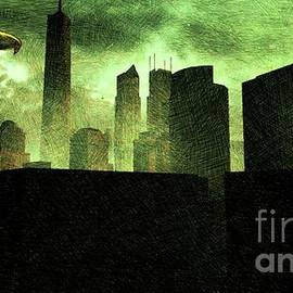Alien City - Raphael Terra