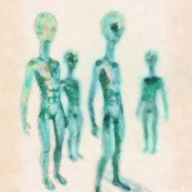 Aliens Rising by Raphael Terra - Raphael Terra