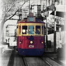 All Aboard The City Loop by Toni Abdnour