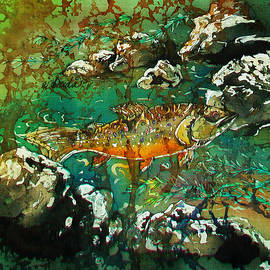 Sue Duda - All About Trout