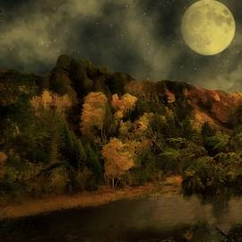 RC deWinter - All Hallows Moon