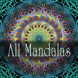 All Mandalas by Becky Titus