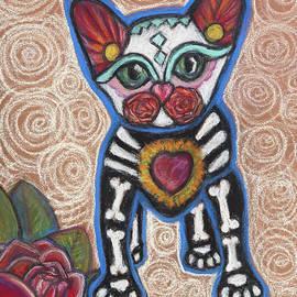 All Souls Day Aztec by Ann Hoff