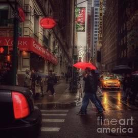 Miriam Danar - All That Jazz. New York in the Rain.