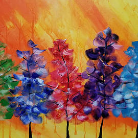All The Pretty Colors by Kelly M Sockwell