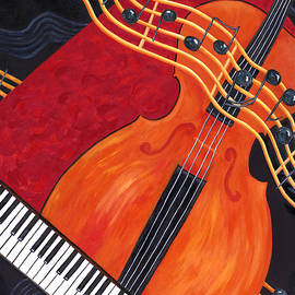 Allegro by Karen Zuk Rosenblatt