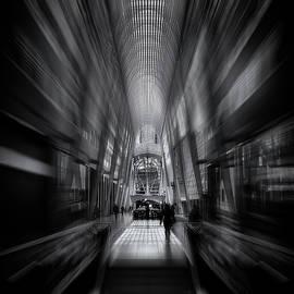 Allen Lambert Galleria Toronto Canada No 1 Flow Version by Brian Carson