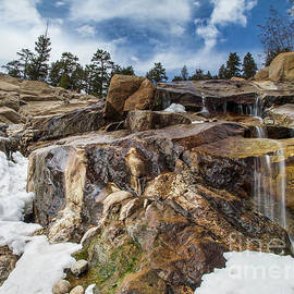 Alluvial Fan in Spring - Twenty Two North Photography