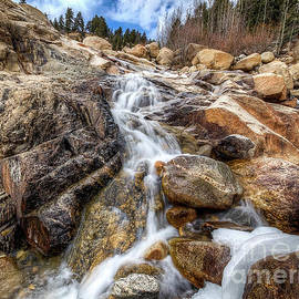 Alluvial Fan - Twenty Two North Photography