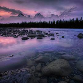 Along The Athabasca - Dan Jurak