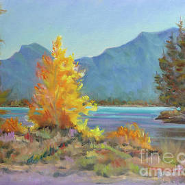 Mohamed Hirji - Along The Bow River, Canmore