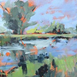 Along the River by Donna Tuten