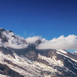Alpine Panorama by James Billings