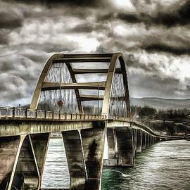 Thom Zehrfeld - Alsea Bay Bridge
