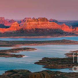Henk Meijer Photography - Alstrom Point, Lake Powell, Utah