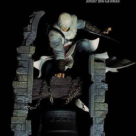 Altair Ibn-La'Ahad by Guy Pettingell