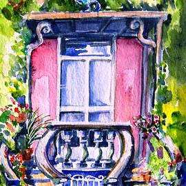 Trudi Doyle - Altamont Gardens Italianate Entrance